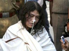 Conoce a Sharmila, record de 12 años en huelga de hambre