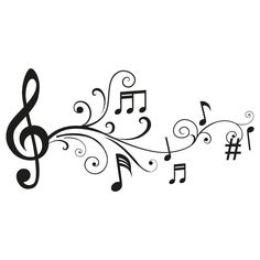 Musical note add-on idea