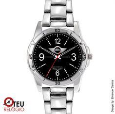 Mostrar detalhes para Relógio de pulso OTR 0011 MINI PRETO