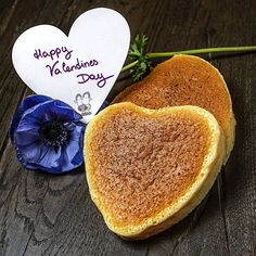 at pixelhome we dont really celebrate but have fun to everyone who does . Cotton Cheesecake, Japanese Cheesecake, Oven Baked, Happy Valentines Day, A Food, Food Photography, Fruit, Heart, Hearts
