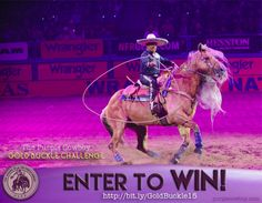 Boots, spurs, and horse trailers… cowboys are taking over Las Vegas again this December! You have a chance to enter to win tickets to the rodeo of the year, the NFR, thanks to Purple Cowboy Wines! Find out how: http://www.purplecowboy.com/enter-to-win-tickets-to-the-wrangler-national-finals-rodeo/