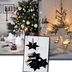 To γιορτινό τραπέζι Table Decorations, Christmas, Spirit, Furniture, Home Decor, Xmas, Decoration Home, Room Decor, Navidad