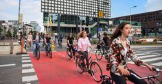Utrecht, the Netherlands' fastest-growing city, is one of the world's most bike-friendly places in one of the world's most bike-friendly countries.