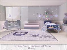 Twinkle Stars Kids Room and Nursery - Ung999
