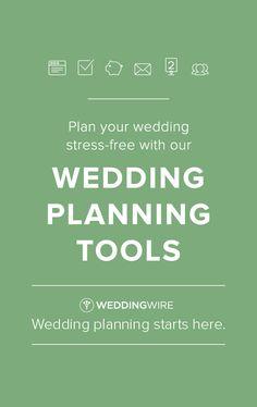 Easily organize & plan your wedding online with our free planning tools! Wedding Online, Online Wedding Planner, Wedding Advice, Plan Your Wedding, Free Wedding, Wedding Day, Wedding Stress, Before Wedding, Wedding Planning Checklist