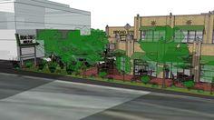 Staff Pick 3D Model of Broad Street Marketplace