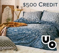 Enter our Wake-Up Happy & Style your Room Giveaway —Worth $2,350!