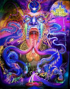 Psychedelic pics