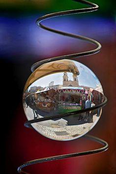 Magic ball. Julio Gonzalez: marzo 2010