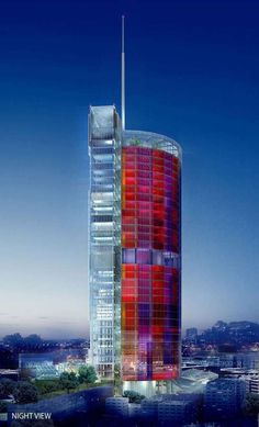 kohinoor skyscraper mumbai by perkins eastman architects prosposal arch2o parramatta proposal urban office architecturecamera