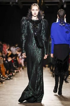 Andrew GN Fall Winter 2017 Ready To Wear Collection in Paris
