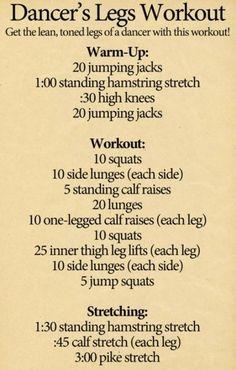 Leg workout motivation my-likes