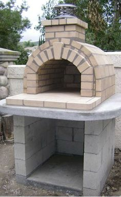 The Schlentz Family Wood-Fired DIY Brick Pizza Oven in California - BrickWood Ov. The Schlentz Fam Brick Oven Outdoor, Pizza Oven Outdoor, Outdoor Cooking, Wood Oven, Wood Fired Oven, Wood Fired Pizza, Pizza Oven Fireplace, Bricks Pizza, Oven Diy