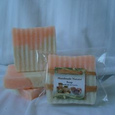 Natural handmade soap with rose oil. Handmade products http://allnaturaly.com/