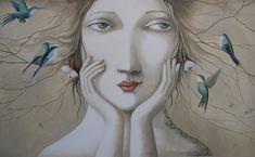 """#Poemas #Frases Poema Canción """"Pájaros en la Cabeza"""" - http://poemasdeunamor.com/2015/07/poema-cancion-pajaros-en-la-cabeza/"""