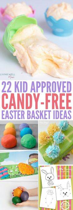 25 easter basket ideas for toddlers basket ideas easter baskets 25 kid approved easter basket fillers that arent candy negle Choice Image