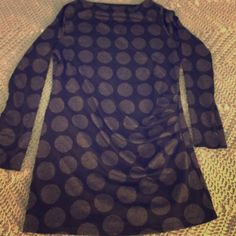 Ann Taylor Tunic Length top NWT,  would look fantastic with black leggings or tights! Ann Taylor Tops