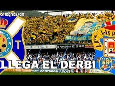 ¿Qué Derbi te esperas entre CD Tenerife - UD Las Palmas?.