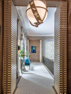 Visit the post for more. Nyc Holidays, Crystal Chandelier Lighting, Art Nouveau, House Design, Mirror, Furniture, Hallways, Leadership, Home Decor