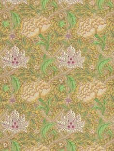Morris and Co's Windrush is taken from the William Morris wallpaper collection and is in stock and available for purchase.