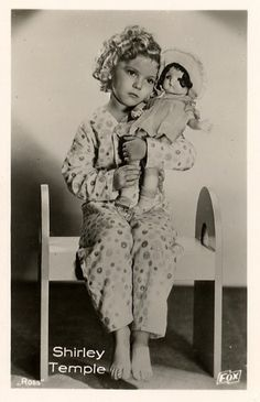 Shirley Temple Photograph Beautiful 5 x 7 Inch | eBay
