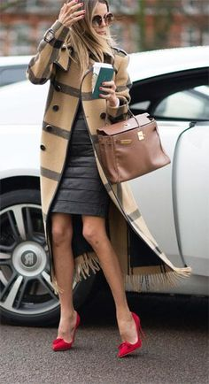 Pretty Winter Outfits To Try This Year - - 59 Cute Outfits To Wear This Winter You Should Know Winter Fashion Casual, Plaid Fashion, Tomboy Fashion, Look Fashion, Winter Outfits, Autumn Fashion, Fashion Outfits, Womens Fashion, Office Fashion