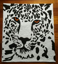 Leopard. 2016.