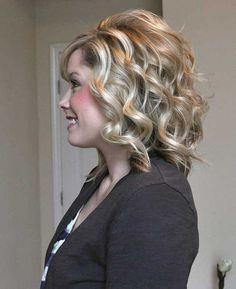 Short Medium Curly Hairstyles   http://www.short-haircut.com/short-medium-curly-hairstyles.html