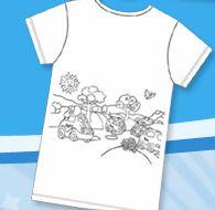 Ontwerpers in de dop opgelet! Met de Toet Toet Auto's speel je niet alleen, je kan ze ook aantrekken. Hoe dan? Met wat vetkrijtjes, een Toet Toet Auto sjabloon én een portie creativiteit, staan deze supersnelle vriendjes zó op je eigen unieke t-shirt. Kijk vlug op onze Knutsel & Leer pagina op Facebook hoe je dit shirt maakt. #knutselen #knutsel #toettoet #vtech