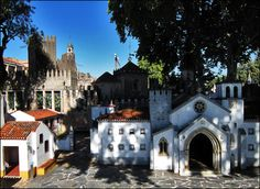 Portugal's Small World - seems like yesterday that my Dad took my son there.  Portugal dos Pequenitos, Coimbra