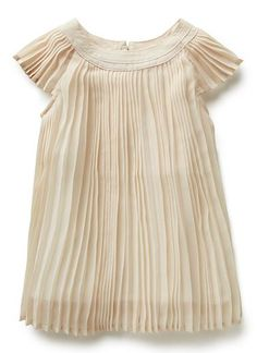 Baby Clothes Dresses | Aug Bg Pleated Dress | Seed Heritage