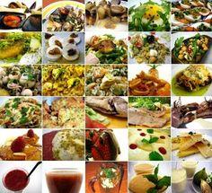 30 receitas com sabor a férias