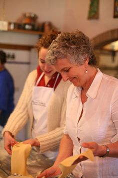 Anna Tasca Lanza Cooking School, Sicily.