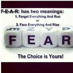 #quotes #fear