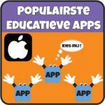 Populairste leerzame kinderapps van deze week.