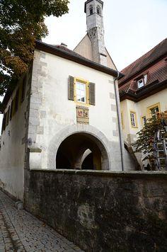 Town of Rothenburg ob der Tauber - middle Franconia, Bavaria - Germany - Crime Museum