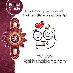 It is the perfect time to express and celebrate the special bond between Brothers and Sisters. Wishing everyone a very Happy RakshaBandhan‬