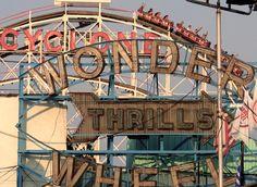Ah, roller coasters.