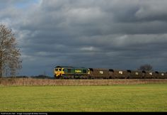 RailPictures.Net Photo: 66 515 Freightliner Class 66 at Shropshire, United Kingdom by Mike Hemming