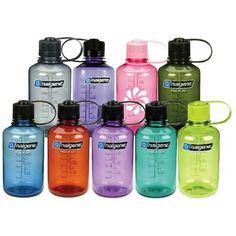 Multi-Color Nalgene 16 oz Bottles from www.campsaver.com