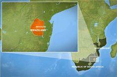 ▼13Apr2011AlJazeera|Crackdown in Swaziland as unrest grows http://www.aljazeera.com/news/africa/2011/04/20114131534286807.html