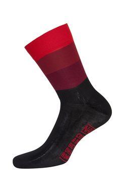 2016 Nalini Multi-Color Striped Cycling Socks (H19)