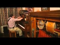 Joe Rinaudo and a 1926 Fotoplayer: This Unusual Instrument Is Responsible For The Early Disney Music