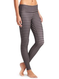 Stripes Chaturanga™ Tight - Our go-to, perfect-fitting tight for all things yoga and everything else.