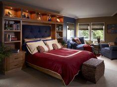 Teen boy room http://media-cache9.pinterest.com/upload/204702745532346451_xhbUjllX_f.jpg KMPDesigns children s tweens rooms