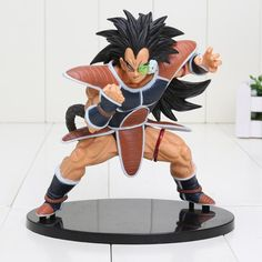 Action & Toy Figures Diligent 18cm Anime Dragon Ball Z Super Mr.satan Ros Action Figure Juguetes Collection Dbz Model Toy Brinquedos Figurals Gift