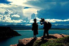 Acabo de compartir la foto de Milton Rodriguez Triviños que representa a: Titicaca