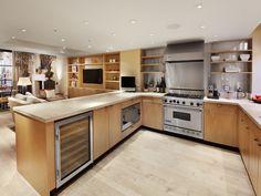 StreetEasy: 66 Charles St. - Townhouse Sale in West Village, Manhattan #kitchen #luxuryhome #NYC #homedecor #dreamhome