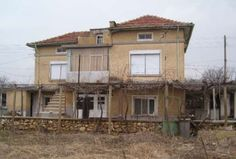 property, house in CHOBA, PLOVDIV, Bulgaria - 61 sqm house, 5 rooms, 2000 sq.m garden, 45 km from Plovdiv