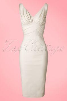 Maeve 50s Pencil Dress